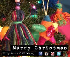 Het is weer kerst bij KnutselTV. Dit jaar pakken we uit met knuffel kerstballen! Bekijk gauw de DIY video op youtube.com/knutseltv