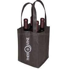 wine totes wholesale buy reusable wine bags in bulk online at