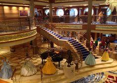 Make the Most of Disney Cruise Princess Gathering Disney Dream