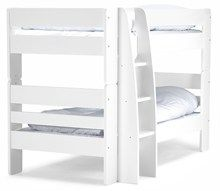 MIO bunk bed - where can I find this in the US? White Bunk Beds, Kidsroom, Sweet Dreams, Room Inspiration, This Is Us, Nursery, Colours, Storage, Interior