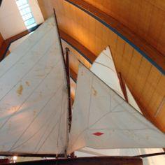 WA Maritime Museum Sails