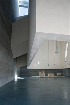 Gallery of New Church in Foligno - Doriana e Massimiliano Fuksas / - 2
