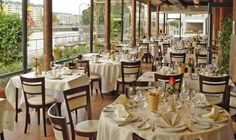 Puerto Cristal Restaurant.  Puerto Madero.  Buenos Aires, Argentina. Where The Heart Is, Table Settings, Country, Places, Home, Travel, Buenos Aires, Restaurants, Voyage