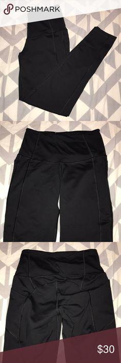 BRAND NEW VS Sport Knockout Leggings, never worn! BRAND NEW VS Sport Knockout Leggings, never worn! Victoria's Secret Pants Leggings
