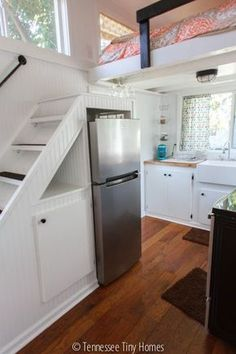 Test Out Tiny House Living in This 200-Square-Foot Nashville Rental