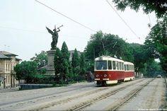Monumentul Eroilor Pompieri, foto Paul van Baarle, via tramclub Bucharest Romania, Joy Of Life, Busses, Old City, Timeline Photos, Public Transport, Time Travel, Spirituality, Memories