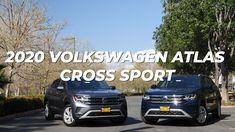 2020 Volkswagen Atlas Cross Sport Virtual Tour, Volkswagen, Tours, Sports, Hs Sports, Sport