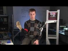 Developed under DARPA, APL has created a modular prosthetic limb. The Modular Prosthetic Limb (MPL) offers 22 degrees of motion, including independent movement of each finger, in a package that weighs about nine pounds (the weight of a natural limb). Providing nearly as much dexterity as a natural limb, the MPL is capable of unprecedented mechanical agility and is designed to respond to a user's thoughts.