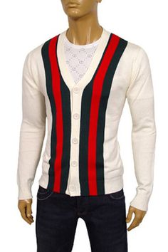 Image result for button up sweater mens