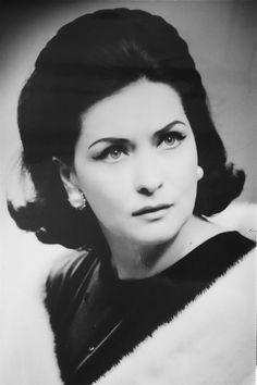 Portrait of Virginia Zeani - masterclass in Bay View