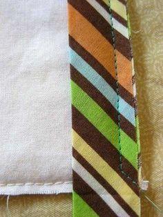 My Sweet Prairie: Tips on Tuesdays!  -> Binding mysweetprairie.blogspot.com