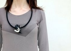 Black & White... and something Grey!!! by Ale on Etsy