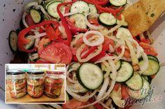 Caprese Salad, Thing 1, Shrimp, Salads, Food And Drink, Meat, Vegetables, Ethnic Recipes, Canning Vegetables