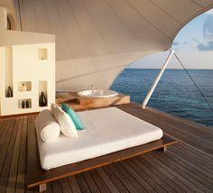 Get Inspired With This Outdoor Beds | Beds Designs | Master Bedroom Ideas | Outdoor Bedroom