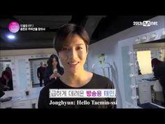 [ENG] 151007 - SHINee Taemin & Key @ Jonghyun Monthly Live Connection