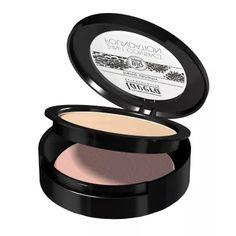 Lavera Pudrový make-up 2v1 (10 g) - slonová kost   Econea.cz Compact Foundation, Ivoire, Natural Makeup, Eyeshadow, Make Up, Beauty, Organic Makeup, Color, Cara Makeup Natural
