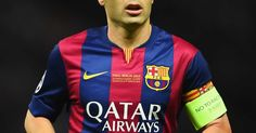 Andres Iniesta's future remains up in the air after refusing to commit to Barcelona as the Spanish veteran evaluates his Camp Nou career.  Iniesta cast his Barca future into doubt before Saturday's Copa del Rey victory over Deportivo Alaves when he admitted he was unsure whether he would stay beyond the end of his contract in 2018.  The 33-year-old midfielder  who only started 13 LaLiga matches in 2016-17 as Barca surrendered their crown to bitter rivals Real Madrid  attempted to clarify…