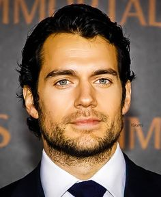 Henry Cavill edit by Kinorri (her favorite)