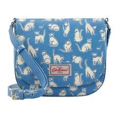 Mono Cats Curved Saddle Bag