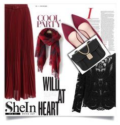 """SheIn IV/4"" by zenabezimena ❤ liked on Polyvore featuring мода, Zara, Sheinside и topset"