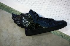 competitive price af639 059c1 adidas Originals by Jeremy Scott 2013 Spring Summer Preview Adidas Jeremy  Scott Wings, Jeans