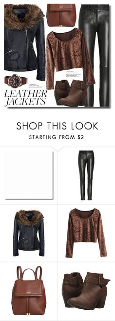 """""""Bez naslova #2156"""" by soks ❤ liked on Polyvore featuring Calvin Klein and Blowfish"""