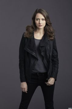 Amy Acker - Person of Interest Season 4 Promoshoot
