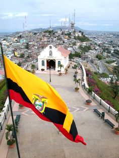 Cerro Santa Ana, Guayaquil #guayaquiltogether