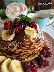 Barbi konyhája: Amerikai palacsinta Pretty Wallpapers, Aesthetic Food, Pancakes, Barbie, Yummy Food, Breakfast Ideas, Eat, Chocolates, Delicious Food