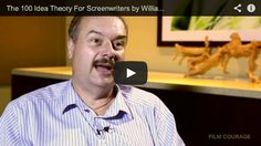 The 100 Idea Theory For #Screenwriters by William C. Martell  from #StoryExpo 2014 via http://filmcourage.com/   For more videos, please visit https://www.youtube.com/user/filmcourage  #filmandtelevision #entertainmentindustry #film #filmmakingtips #indiefilm #writing #script #screenplay #screenwritingtips