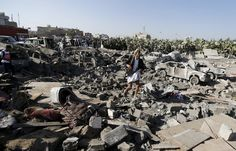 Egypt Says It May Send Troops to Yemen to Fight Houthis By DAVID D. KIRKPATRICKMARCH 26, 2015