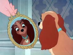 Live the journey of Lady, a beloved cocker spaniel, and Tramp, a mutt with a heart of gold in one of the best love stories of all time. Disney Pixar, Walt Disney, Disney Animation, Disney Diy, Retro Disney, Cute Disney, Disney Cartoons, Vintage Disney, Disney Characters