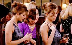 Rachel Green / Jennifer Aniston Rachel Green Outfits, Rachel Green Style, Fashion Tv, Fashion Outfits, Jennifer Aniston, Rory Gilmore, Green Girl, Western Outfits, Girls Sweaters
