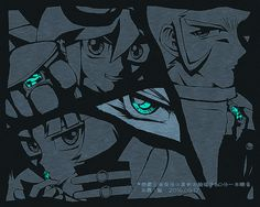 Pixiv Id 7161795, Yu-Gi-Oh! Duel Monsters, Yu-Gi-Oh!, Valon, Alister, Dartz
