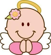 Resultado de imagen para dibujos de angelitos bebes