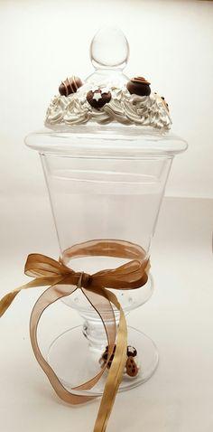 #jar #polymerclay #handmade