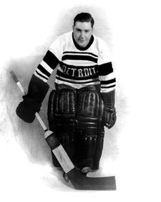 Bill Beveridge - loaned to Detroit Cougars by Ottawa 1929/1930. 14 & 20 in one season with DET. Sixteen year career in AHL & NHL [DET Cougars, OTT Senators, StL Eagles, MONT Maroons, NY Rangers.]