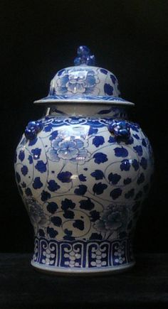 InStyle-Decor.com Chinese Blue & White Porcelain Temple Jars, Beautiful Free Hand Painted Traditional Art Designs, From Jingdezhen China, Porcelain Capitol of the World. Feature accents for living rooms, dining rooms, sideboards, buffets etc. Over 3,500 Classic, Traditional, Modern designs & inspirations, now on line, to enjoy, pin, share & inspire including beautiful furniture, lighting & home décor, home accessories, decorating ideas for interior architects, interior designers & fans