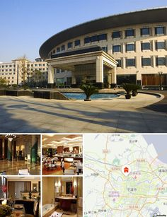 Cet hôtel d'affaires est idéalement situé au croisement des avenues Jiangbei et Guihua, à l'entrée de la zone industrielle de Jiangbei. Cet hôtel de conférence se trouve à 16 km de l'aéroport et à 8 km de la gare sud de Ningbo.