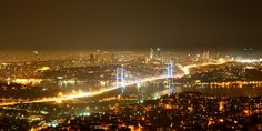 Istanbul by night