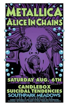 Metalica / Alice In Chains