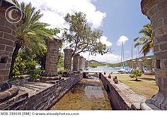 Historic Nelson's Dockyard, Antigua