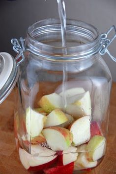 Apple-Infused Vodka: How to Make Your Own.