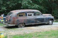 Packard Hearse