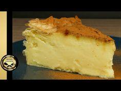 Η Γαλατόπιτα της γιαγιάς, με πορτοκάλι και κανέλα - ΧΡΥΣΕΣ ΣΥΝΤΑΓΕΣ - YouTube Cinnamon, Cheesecake, Deserts, Food And Drink, Milk, Sweets, Orange, Kitchen Stuff, Recipes
