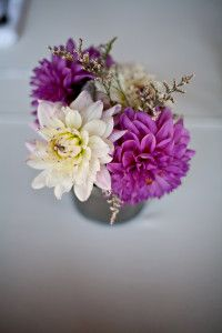 How To Do Your Own Wedding Flowers | A Practical Wedding