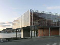 Arctic Culture Center Hammerfest, Norway