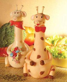 brinquedos de biscuit