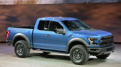 Under the Raptor's muscular hood will be a 3.5-liter EcoBoost V6 engine that will make more than the current 6.2-liter V8's 411 horsepower and 434 pound-feet of torque, though we don't have exact power figures for the next-gen Raptor quite yet. Also new will be a 10-speed automatic transmission, which will replace the current six-speed unit and ought to provide appropriate ratios for both rock crawling and high-speed desert trail running.