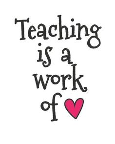 Printable Wall Decor ~ To TEACH is to touch a life forever ~ Teacher Quote ~ Teacher Print